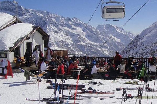 Skidresor italien 2017