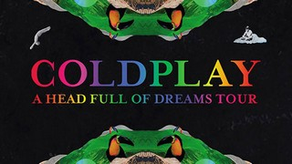 Coldplay, Ullevi 25 Juni 2017