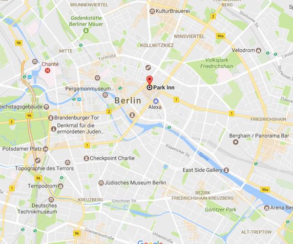 karta berlin Bussresa Berlin – fyradagars weekend i Berlin med Kagans Buss karta berlin