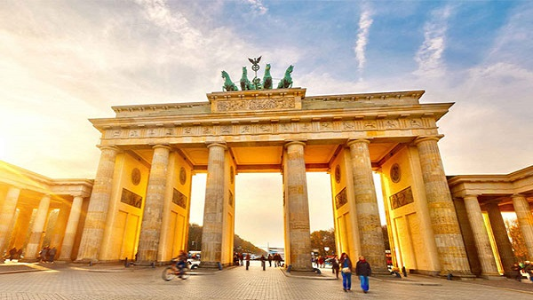 Berlin 4 dgr