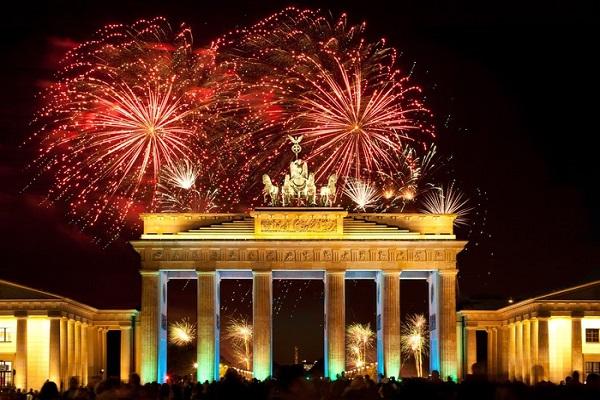 Nyårsresa till Berlin