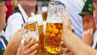 Bremer Freimarkt -Oktoberfest i Bremen
