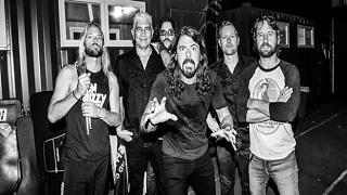 Foo Fighters Ullevi 2018