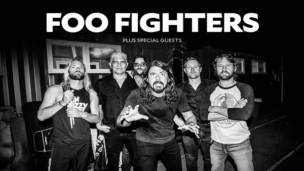 Foo Fighters på Ullevi
