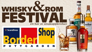 Whiskey&Rom Festival Bordershop 3 nov 2018