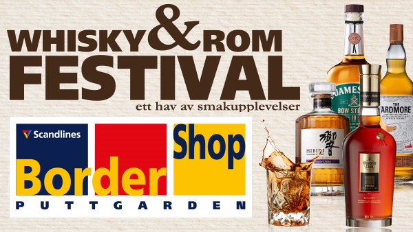 Whiskeyfestival Bordershop
