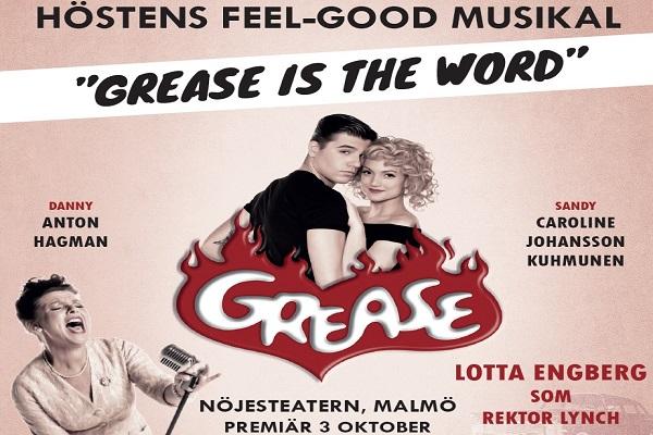 Grease i Malmö