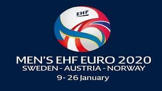 Handbolls-EM Finalhelgen Stockholm 24-26 jan