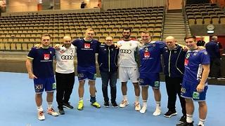 Handbolls VM Sve-Ung 17 Jan 2019