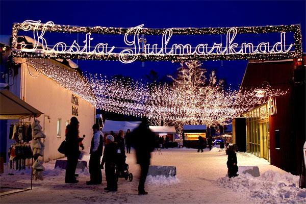 Julmarknad Kosta ag