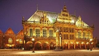Julmarknad Bremen 4 dgr