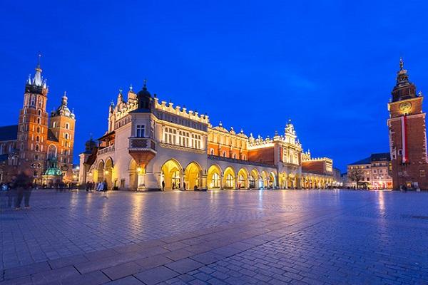 Krakow med Berlin 2020