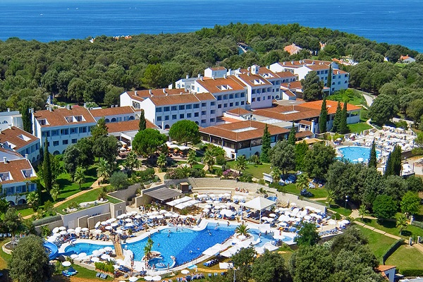 Kroatien Istrien/Resort Valamar