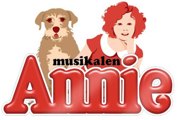 Musikalen Annie i Malmö