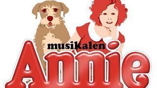 Musikalen Annie i Malmö 6 & 13 jan