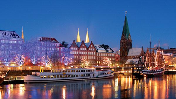 Nyårsresa Bremen