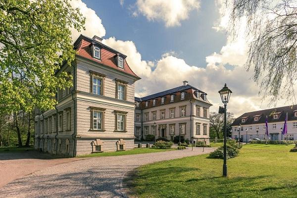 Schloss Neustadt-Glewe Julmarknad