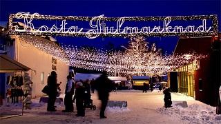 Julmarknad Kosta,Småland 1 dec