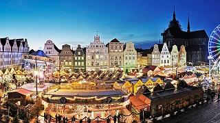 Julmarknad Rostock 2018