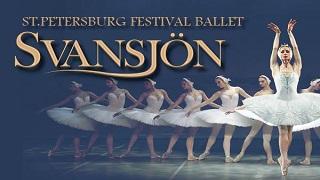 Svansjön med St Petersburg Festival Ballet 2 dec
