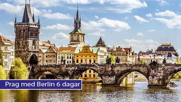 Prag med Berlin